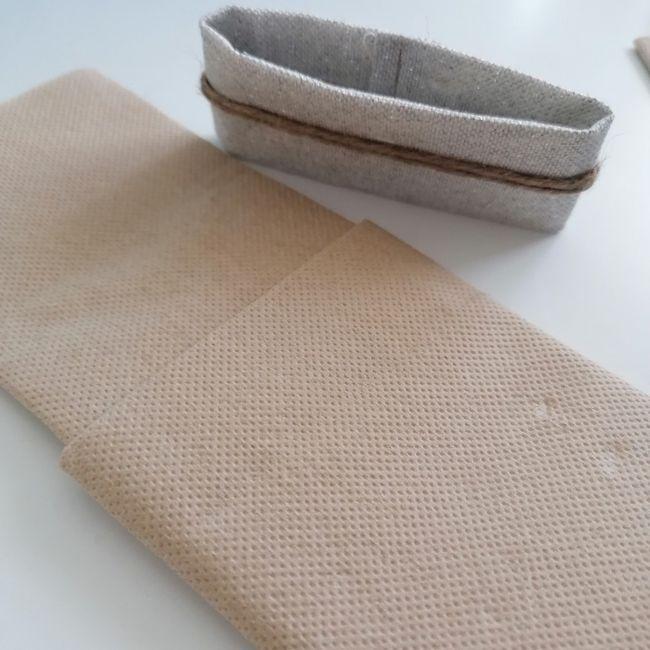 Pliage serviette - 2