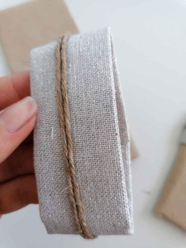 diy ronds/pochettes de serviette en papier - 3