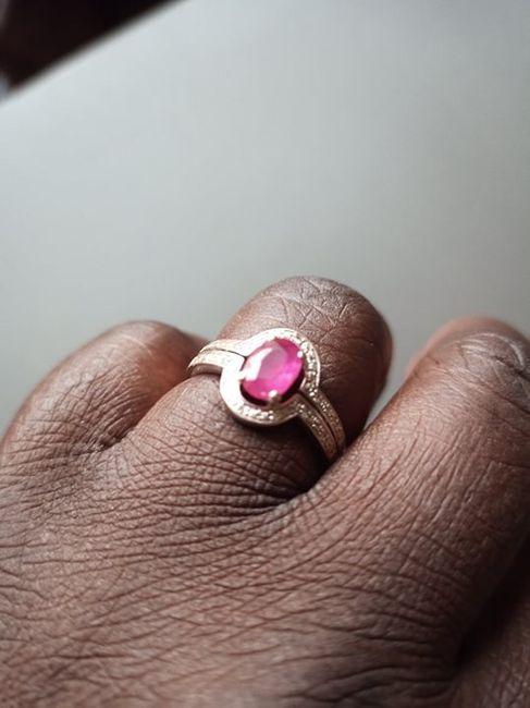 Partage ta bague de fiançailles !! 💍 😍 14