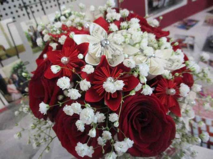 Le bouquet de mariée rose 🤗!!! 7