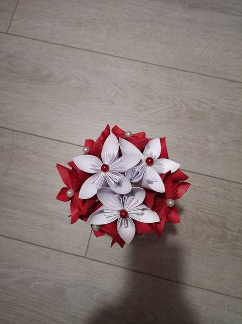Bouquet mariée 1