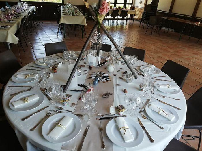 Ma table Pocahontas 5