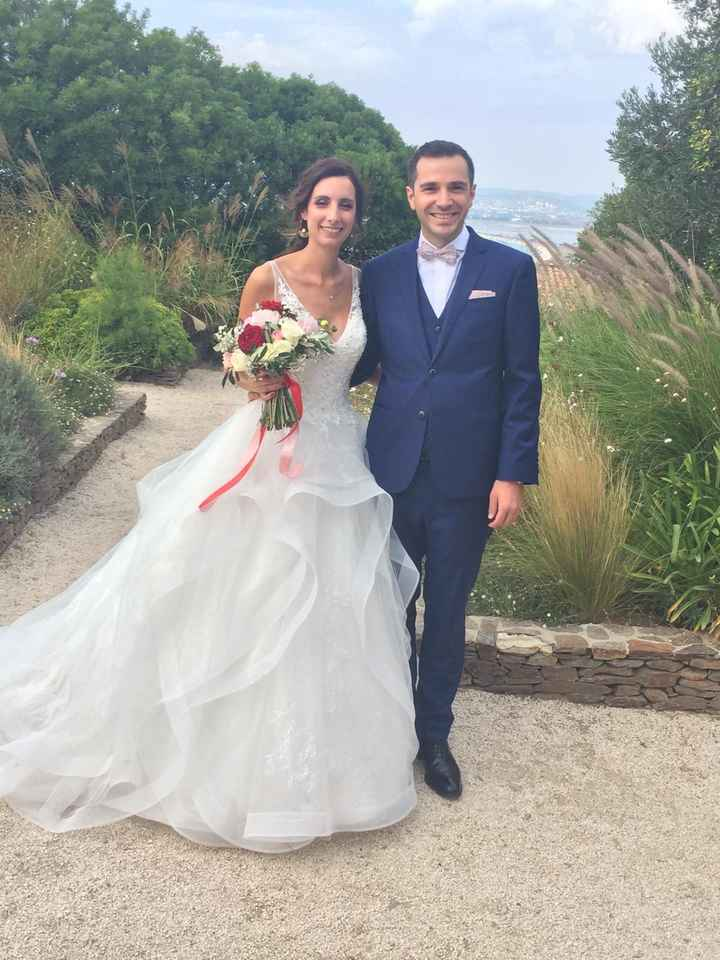 Mariée du 19 septembre 2020 - 2