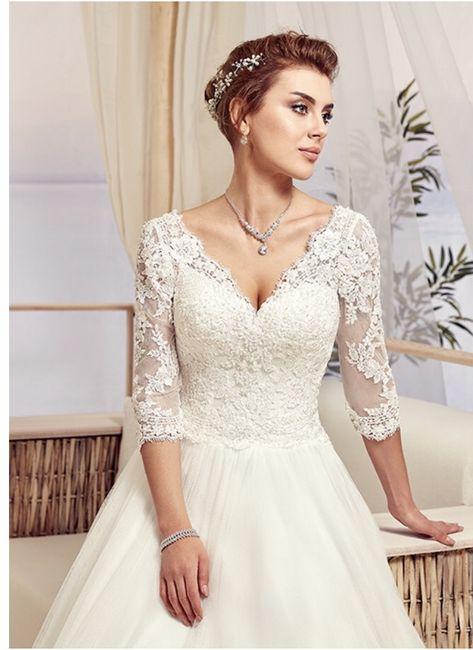 Robe de mariée avis? 1