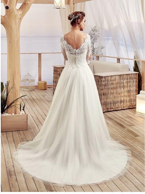 Robe de mariée avis? 2