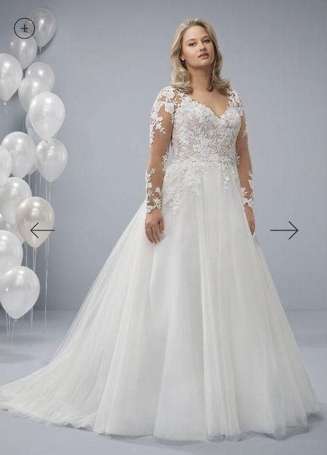 Robe de mariée avis? 3