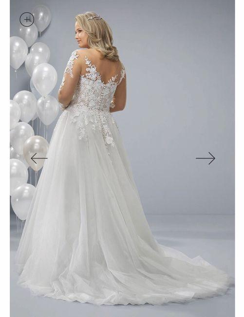 Robe de mariée avis? 4