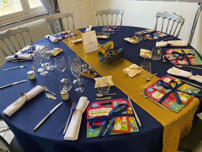 Table enfants 3