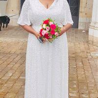 Mariage Mairie en petit comité avant mariage eglise grand comité - 1