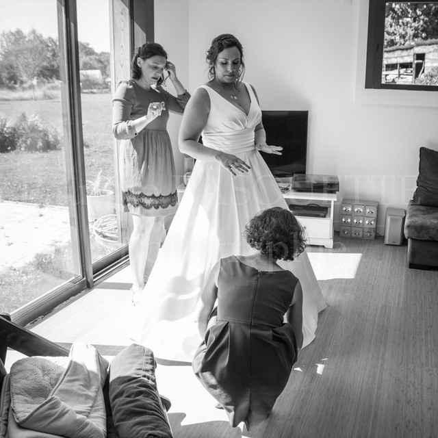 Photos préparatif de la mariée: pour ou pas utile? - 4