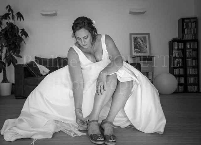 Photos préparatif de la mariée: pour ou pas utile? - 5