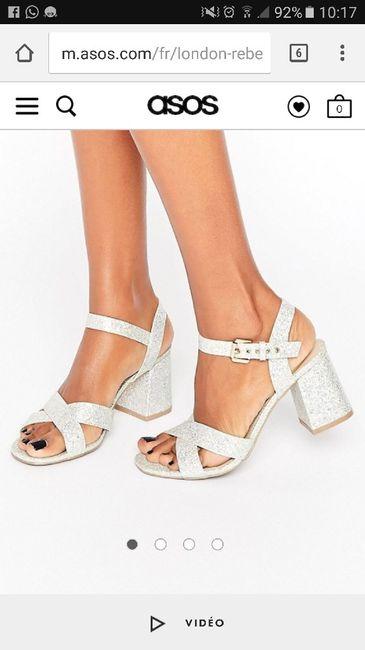 Montrez moi vos chaussures, je suis perdu.... j'arrive pas à trouver ou à me décider sur un style...