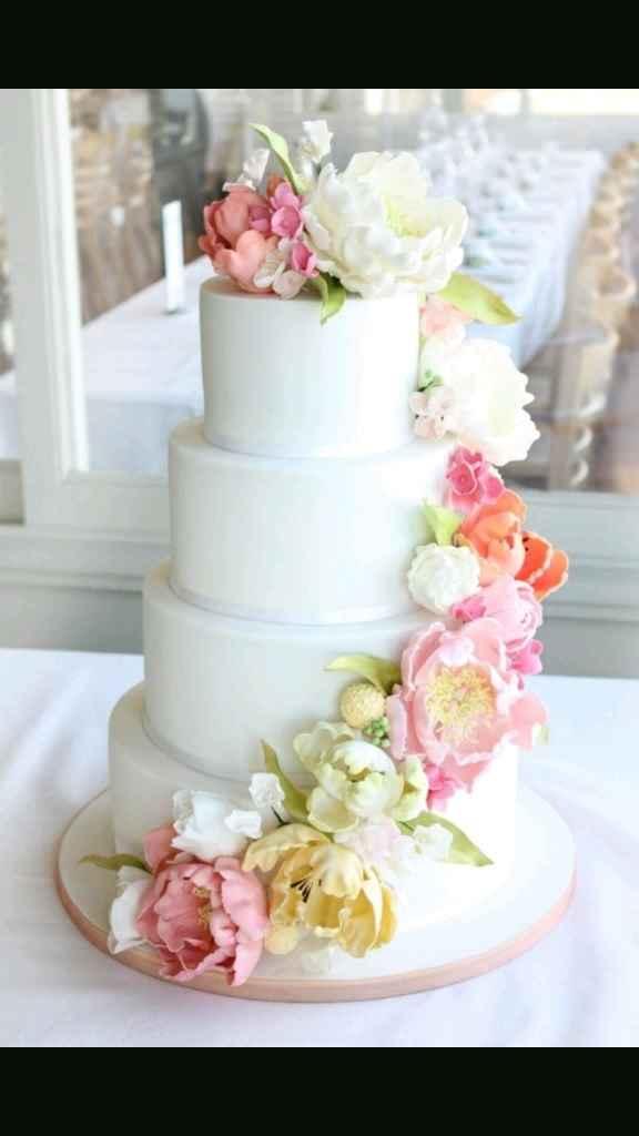 Recherche wedding cake - 1
