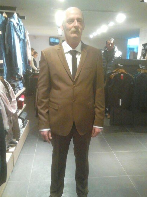 costume papounet