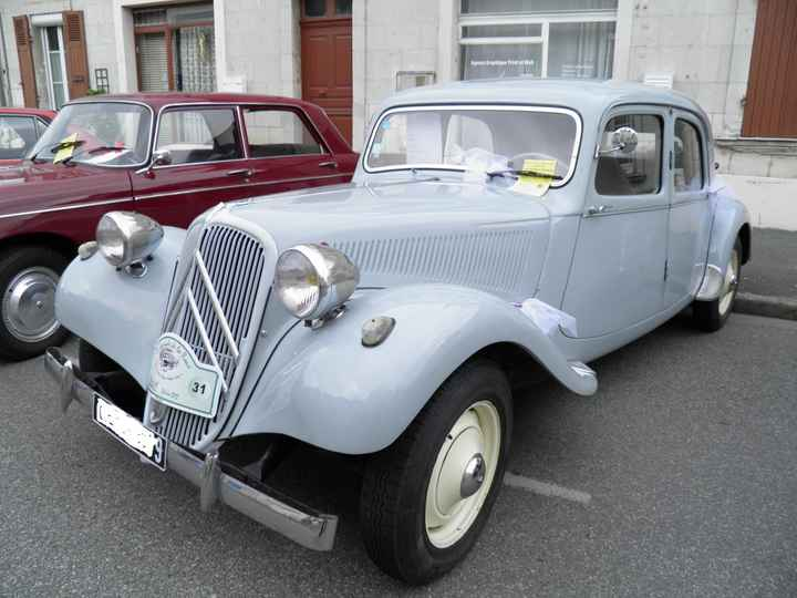 modèle de notre voiture de marié