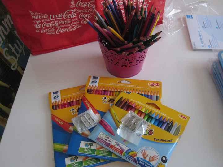 crayons pour les enfants