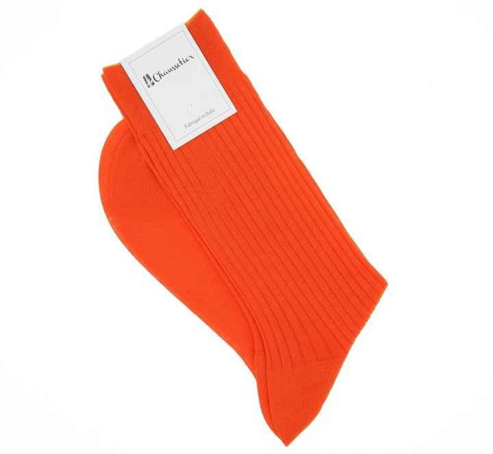 chaussette de couleurs