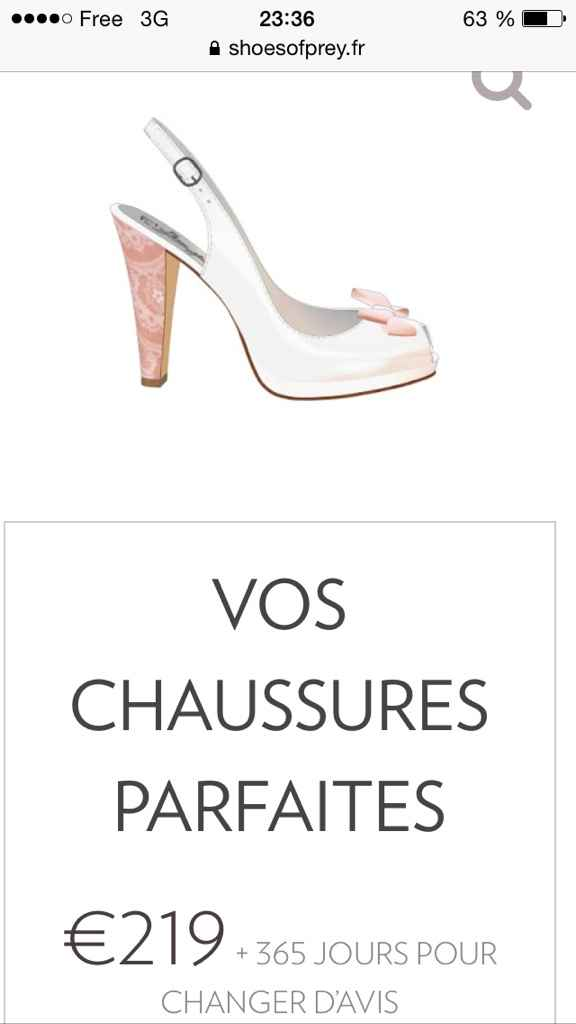 Chaussures ??  - 1