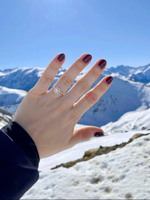 Partage ta bague de fiançailles !! 💍 😍 3
