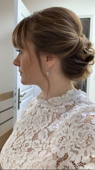 Essai coiffure et maquillage 3