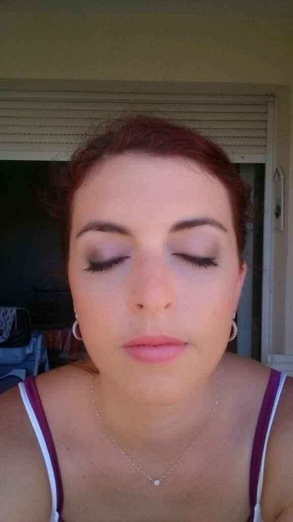Essai maquillage - 4