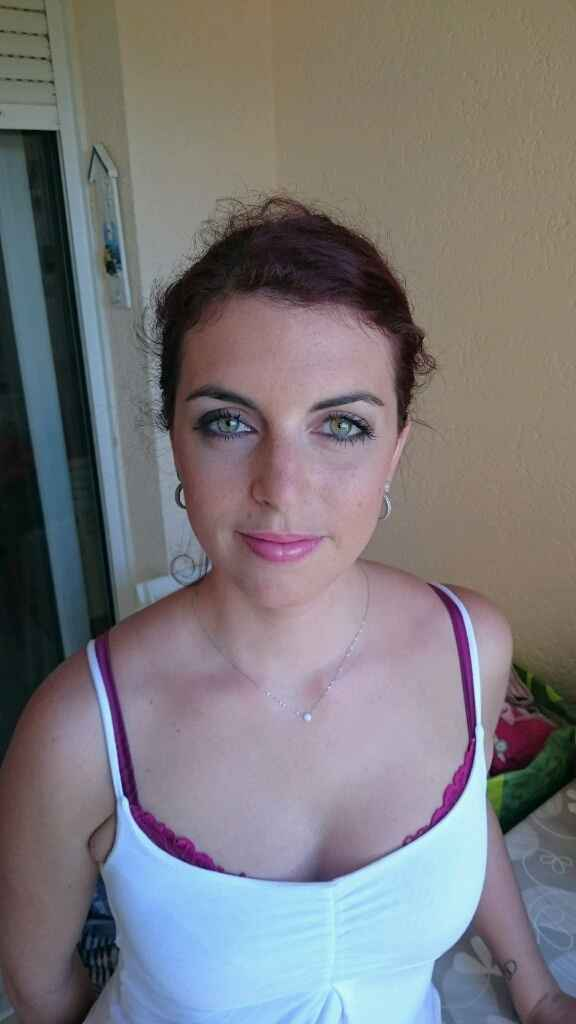 Essai maquillage - 5