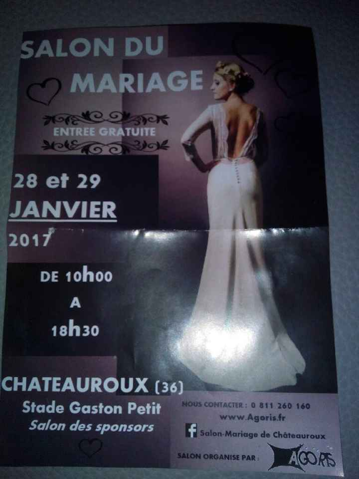 Salon du mariage châteauroux - 1