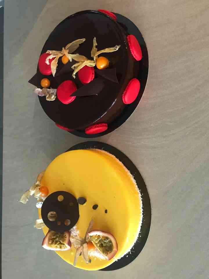 Quelle gâteau avez vous choisi pour votre jour ? - 1