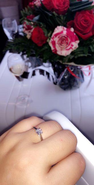 Bague de fiançailles : Avec ou Sans diamant ? 3