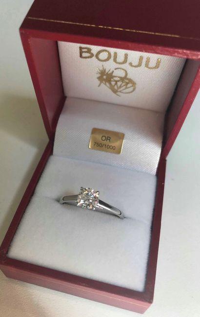 Bague de fiançailles : Avec ou Sans diamant ? 5