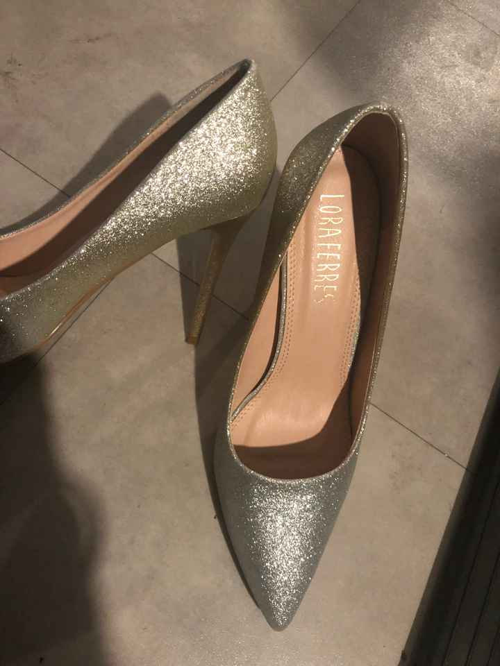 Chaussures de mariée - 2