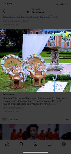 Animations mariages 1