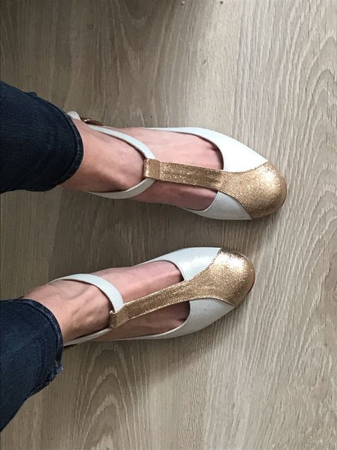 Reçu chaussures de mariée 2
