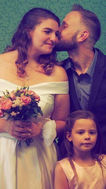 Mariés civilement depuis le 10 3