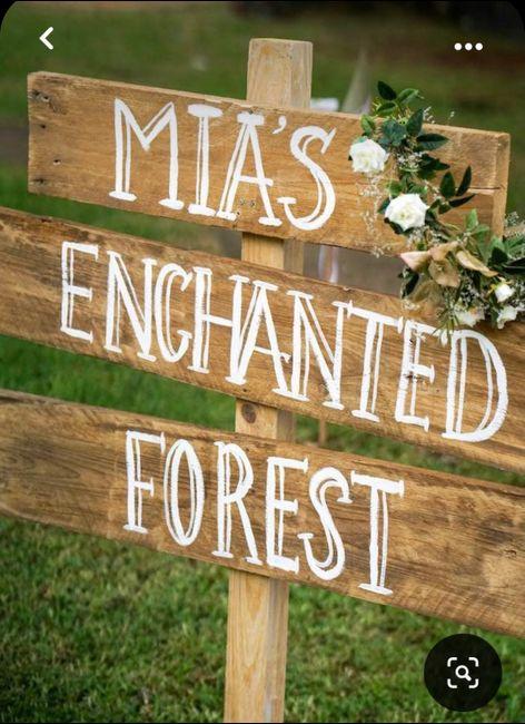 Theme mariage forêt 17