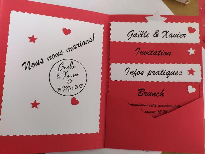 🎨 La couleur pour les invitations : Vote! - 1