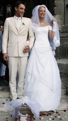 Robes De Mariée De Quelques Miss France Mariages Célèbres