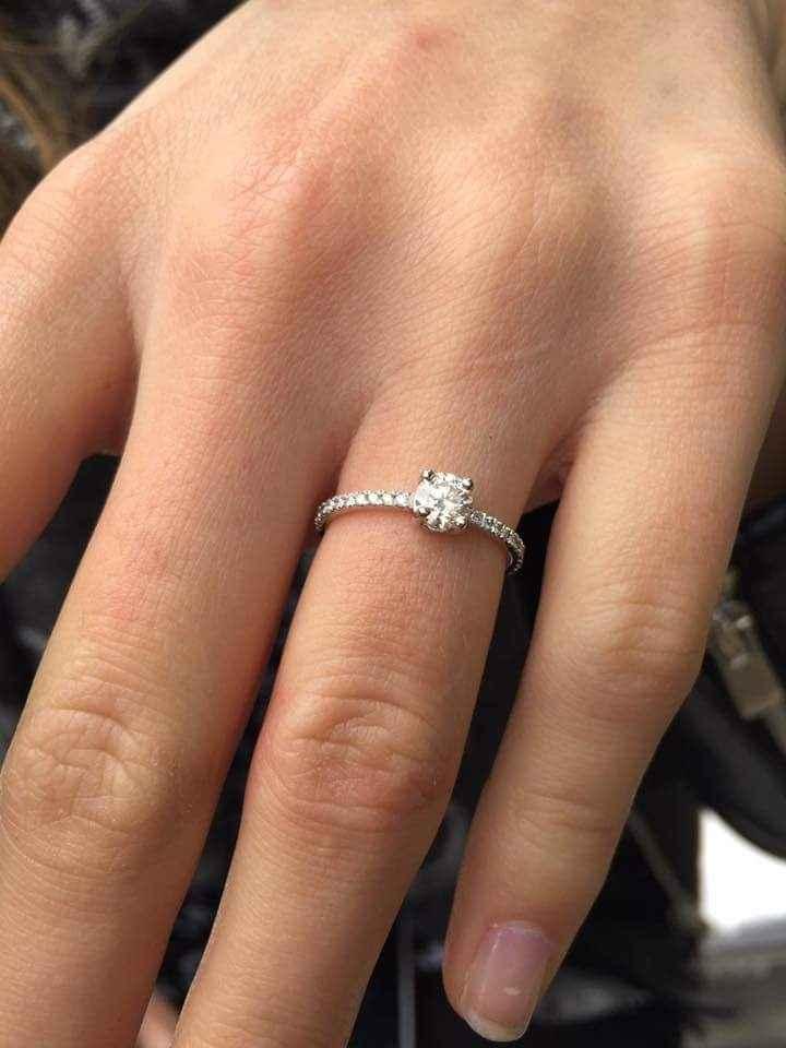 1 an de fiançailles - 1