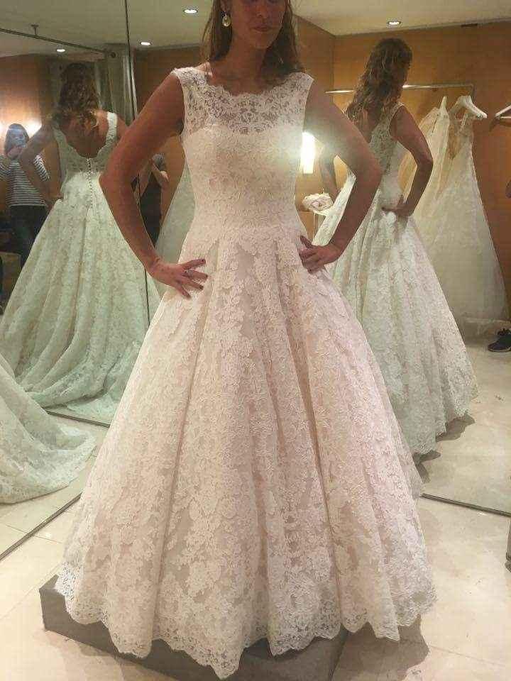 Comment sera votre robe de mariée ? - 1