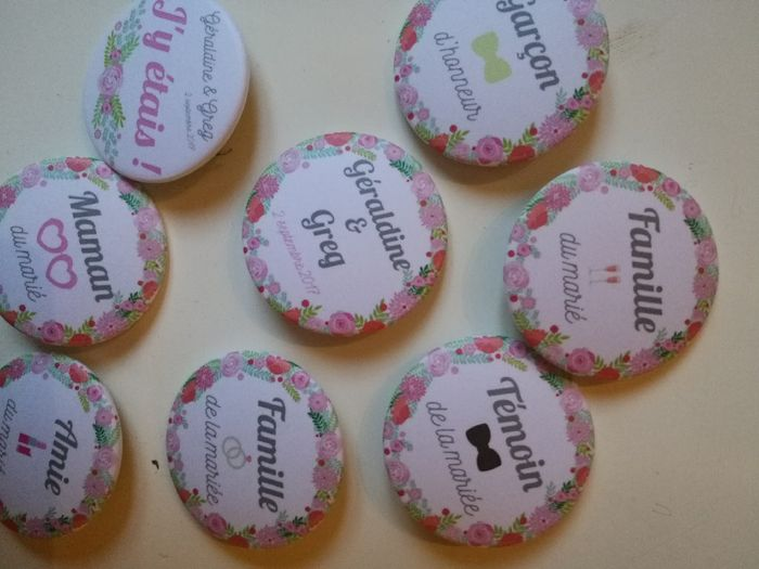 Mes badges camaloon - 2