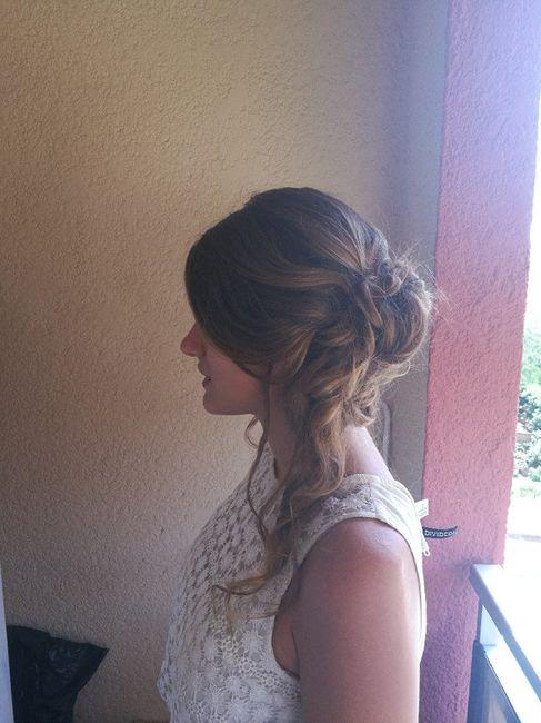 Mon essai coiffure - 2