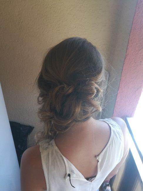 Mon essai coiffure - 3