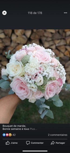 Bouquet de la mariée 18