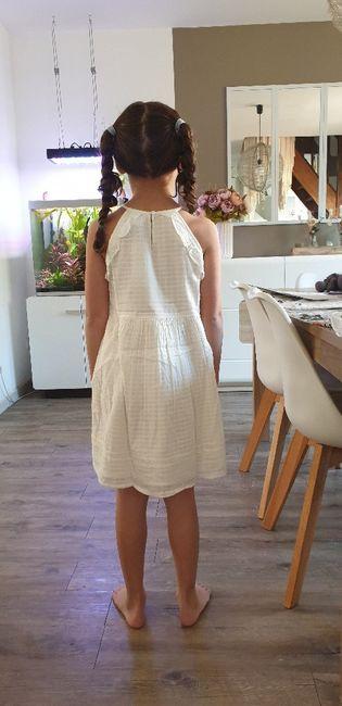 Robe pour ma fille 2