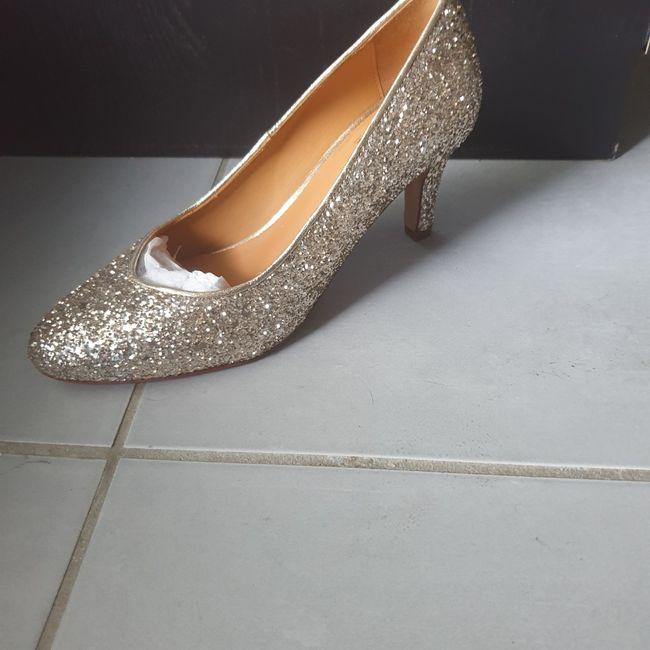 Mes chaussures sont arrivées 👠 1