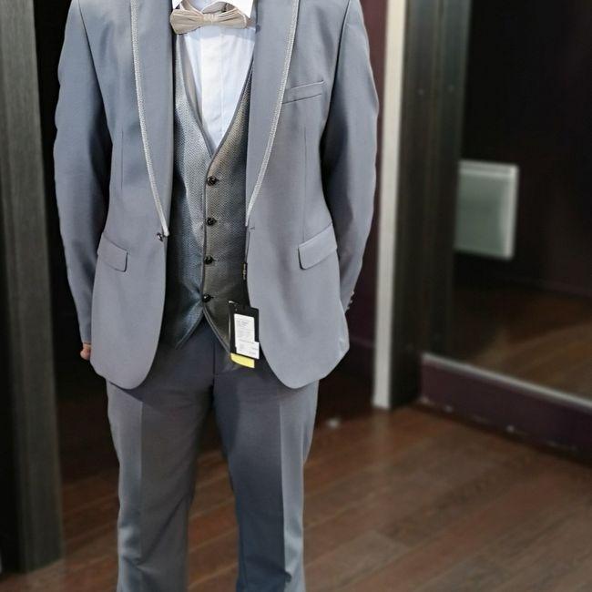 Choix costume de marié 2