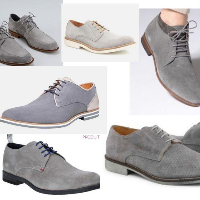 Chaussures du marié 1