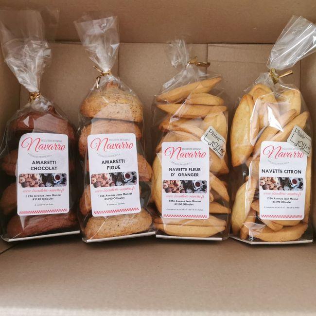 Biscuits provençaux - 1