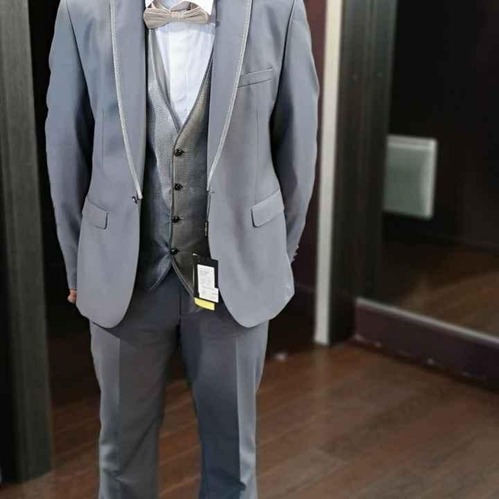 Choix costume de marié - 3