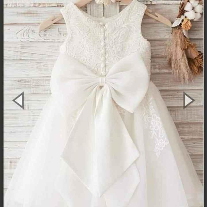 Robes des filles commandées 🤞 - 2